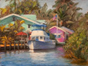 DOCK OF THE BAY 6X8
