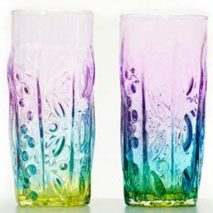 Ailen Rainbow Tall Glass