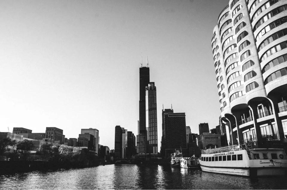 River Cruise Architecture Tour Views