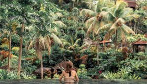 Blog Post Cover - Top 3 Nature and Eco Stays around Bali Indonesia