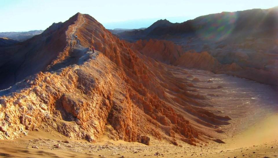 Badlands - Valle De Luna by Marcelo Hernan Arre Marfull from Unsplash