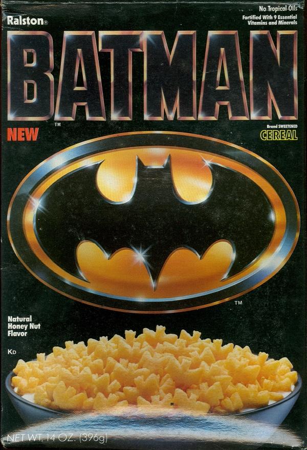 Sydlexia Com Syd Lexia Vs Batman Cereal