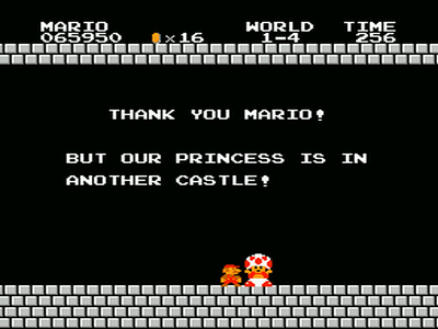life lessons from Super Mario (2/5)