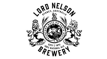 Lord Nelson Brewery logo