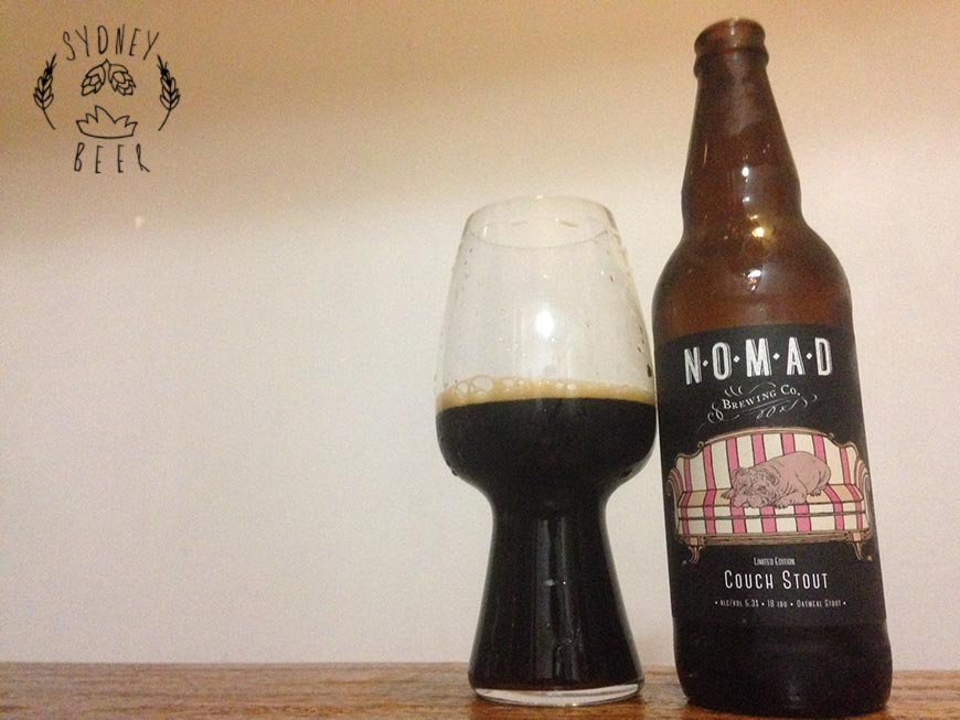 Nomad Couch Stout