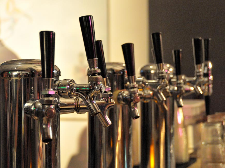 how many taps is too many?