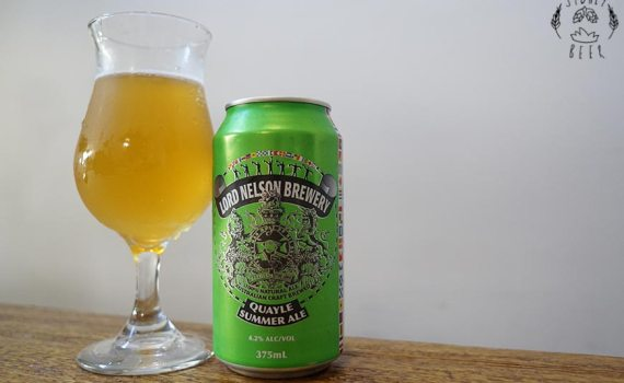 Lord Nelson Quayle Ale