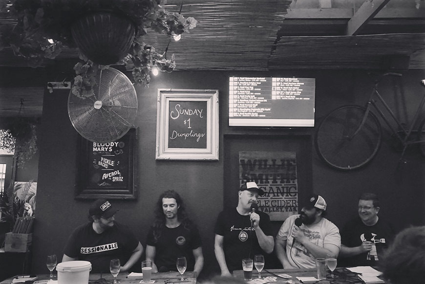 Sydney Beer Week 2017 Sessionable podcast Royal Albert Hotel
