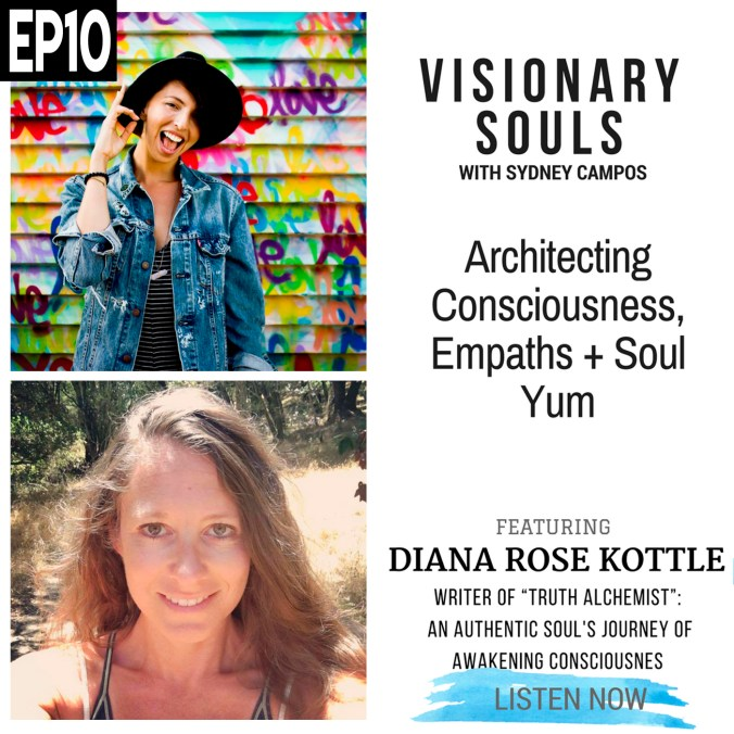 Episode 10: Diana Rose Kottle | Architechting Consciousness, Empaths