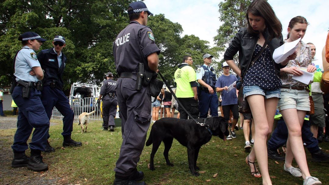 Stopped by a sniffer dog? You may have a police record – even if nothing was found