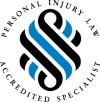 NSW Law Society - Accredited Specialist - Personal Injury