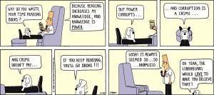 DilbertReading