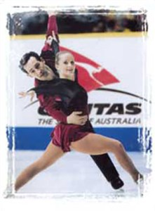 Danielle Carr and Stephen Carr - 3 Times Olympic Pair Figure Skating Representatives