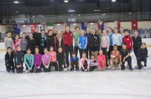 SFSC Skate Camp with Manon Perron + Igor Tchiniaev