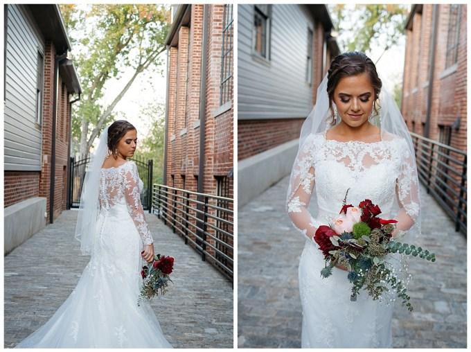 Moretz Mill Wedding, Hickory, NC