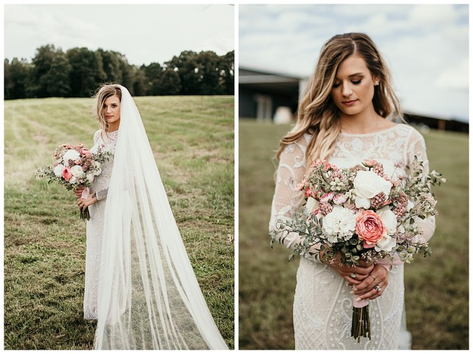 Bridal details, long veil, Boone, Blowing Rock, Hiddenite, NC Wedding photographer