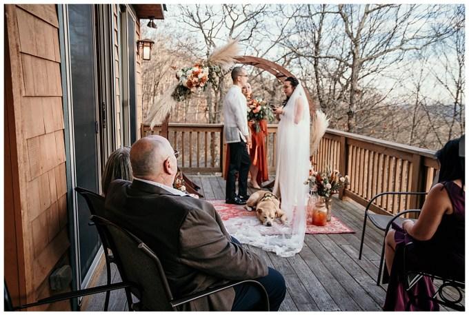 Boone, NC wedding details