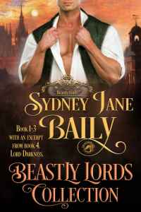 Beastly Lords Boxed Set Cover 1 - 3