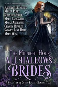 Cover for All Hallows' Brides
