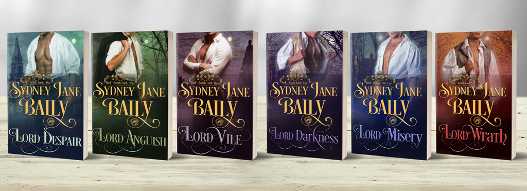 Beastly Lords Series by Sydney Jane Baily