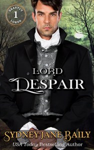 Lord Despair Beastly Lords Book One cover