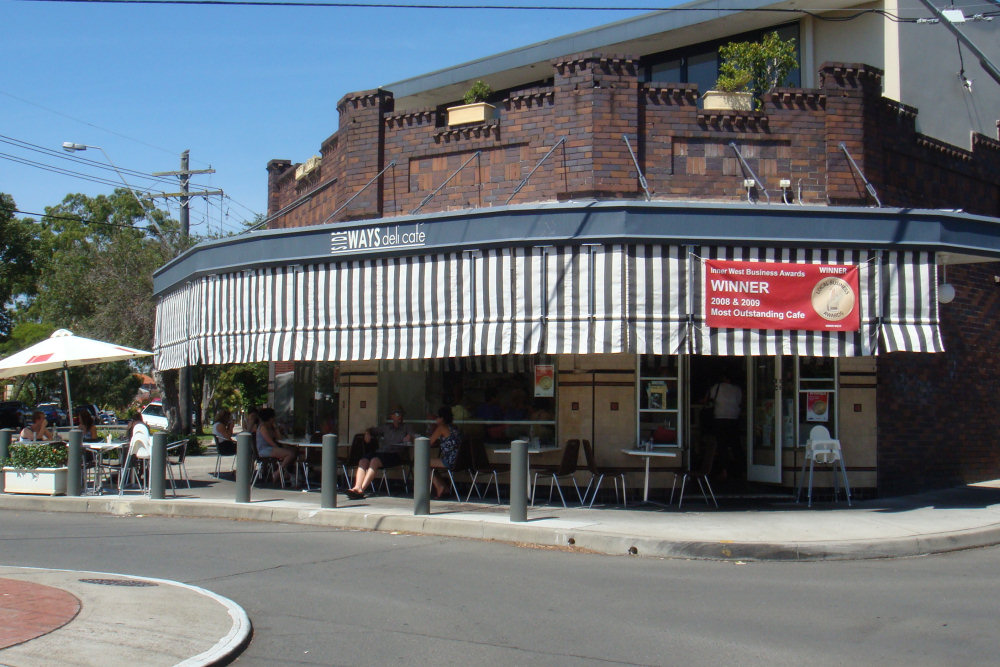 Sideways Deli Cafe