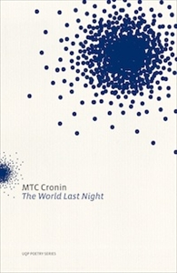 The World Last Night by MTC Cronin cover