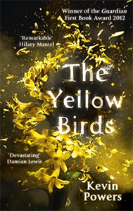 The Yellow Birds by Kevin Powers cover