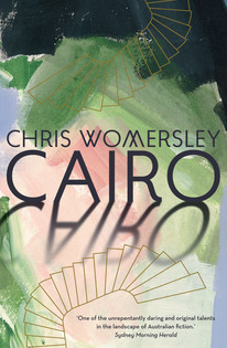 Cairo by Chris Womersley cover