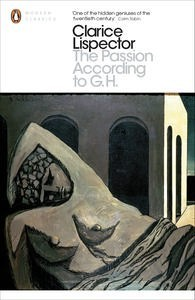 Clarice Lispector The Passion According to G.H. cover