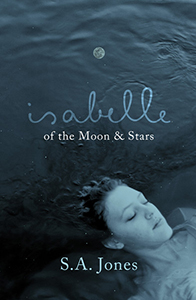 isabelle of moon and stars by S. A. Jones cover