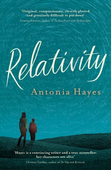 Relativity by Antonia Hayes cover