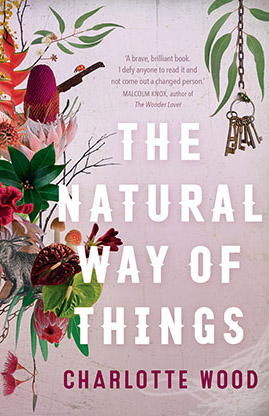 The Natural Way of Things by Charlotte Wood Cover