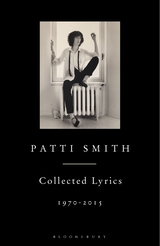 Patti Smith Collected lyrics cover