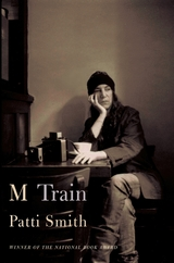 Patti Smith M-train cover