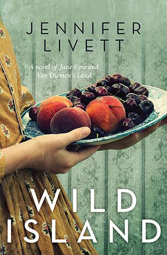 Wild Island by Jennifer Livett cover