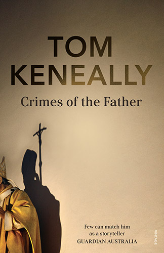 Crimes of the father by Tom Keneally Cover
