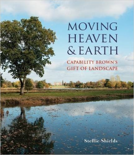 Moving Heaven & Earth by Steffie Shields cover