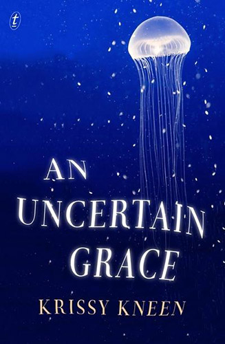 An uncertain grace by Krissy Kneen book cover