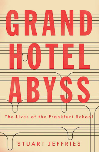 Grand Hotel Abyss by Stuart Jeffries book cover