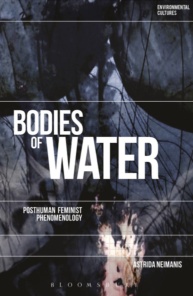 Bodies of Water by Astrida Neimanis book cover