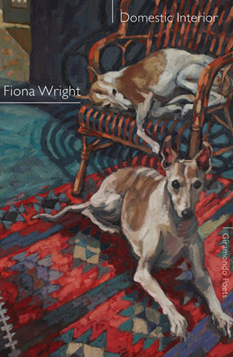 Domestic Interior by Fiona Wright book cover