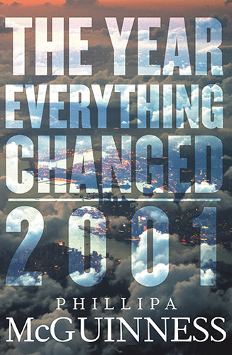 The Year Everything Changed by Phillipa McGuinness book