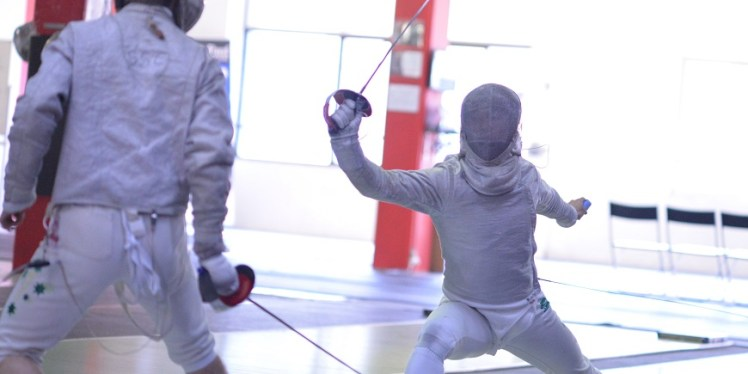 10 week sabre course