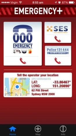 Emergency+ App