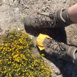 Boots on the GR20