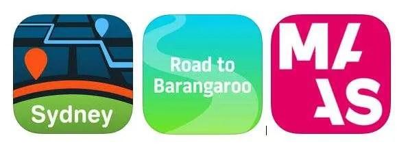 Sydney Walking Tour Apps