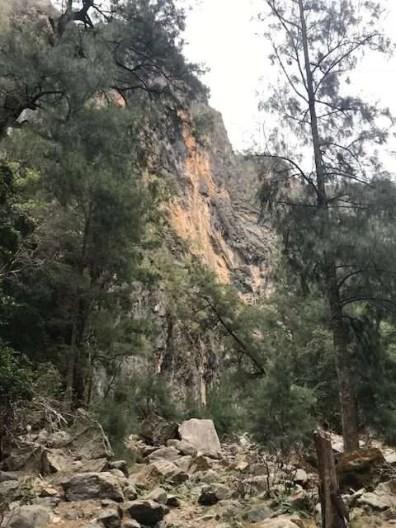 Bungonia Gorge