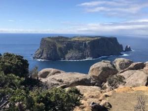 Three Capes Track - Tasman Island day 3