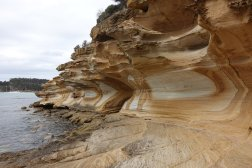 Maria Island - Painted Cliffs 2